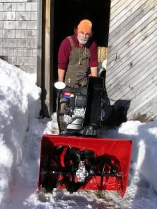 new snowblower