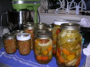 pickles etc