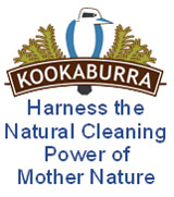 Kookaburra -- Harness the Natural Cleaning Power of Mother Nature